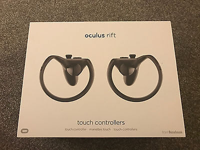 oculus rift touch controller Brand New In The Box
