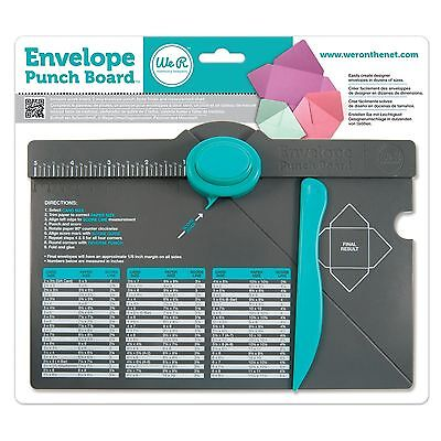 We R Memory Keepers Envelope Punch Board *NEW*