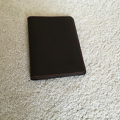 Breitling Leather Passport Holder, Great Condition
