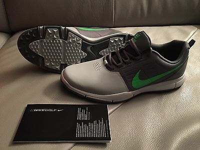 Brand New Nike Explorer Waterproof Golf Shoes Size UK10.5