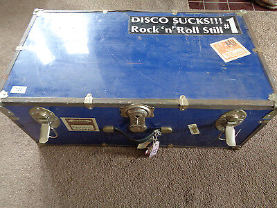 Motorhead Philthy Animal Taylor Personal Posessions .. 1970S/80S Flight Case
