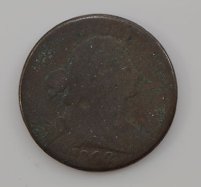 1802 Draped Bust Large Cent *G15