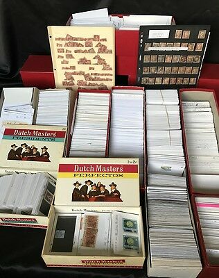 ✯ $250 Cataloged World Stamps from Huge Dealer Stock ✯ 1800s 1900s Mint Used ✯