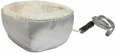 Glas-Col 100A O414 Series O Fabric Hemispherical Mantle, 500ml Flask Capacity,