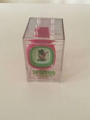Never Use! RAT FINK Silicone WATCH / Moon Eyes / Color: Pink Unused · custody