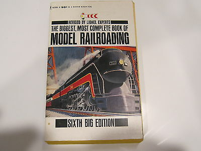 Model Railroading Manual 6th Big New Edition Revised By Lionel Experts