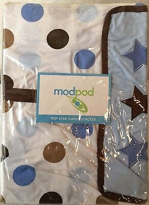 Modpod Pop Star Diaper Stacker