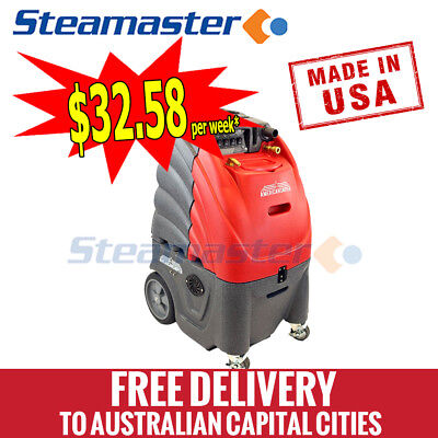 Carpet Steam Cleaning Cleaner Equipment Clean Machine 1200PSI Dual 3Stage Sandia