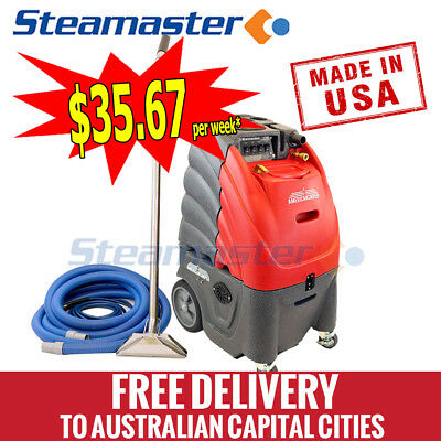 1200PSIDual3Stage Sandia Carpet Steam Extraction Cleaning Machine Equipment wand