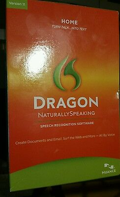dragon naturely speaking v11