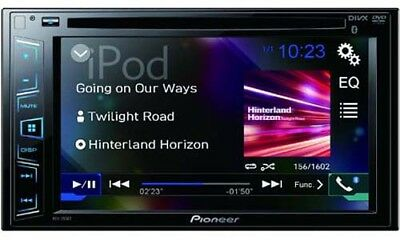 Pioneer AVH-295BT Bluetooth Multimedia Car Stereo with GEN PIONEER WARR