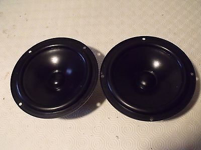 "2 x NOS 6.5"" Bass Units chosen to easily fit Celestion SL6S/Si and SL12"