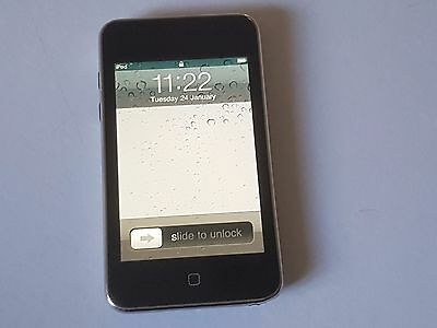 Apple iPod touch 2nd Generation  Black (8GB) (1984)
