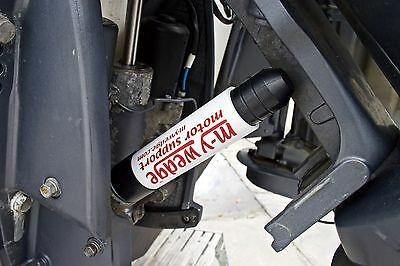 M-Y Wedge Transom Saver m-ywedge Outboard Trailering Support Motor Toter Univers