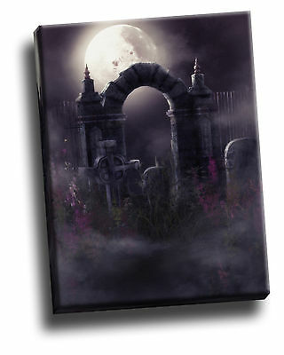 Gothic Arch Giclee Canvas Picture Art