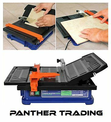 Vitrex Electric Wet Tile Saw Cutter With Diamond Blade Torque-Master - 103402NDE