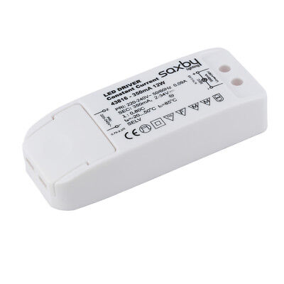 Saxby 350mA 12W 18W or 20W Indoor Constant Current LED Driver Accessory