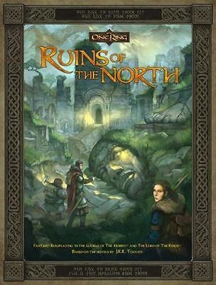 The One Ring RPG: Ruins of the North (DAMAGED) CB71010-DMG