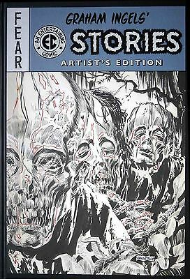 Graham Ingels' EC Stories (Artist's Edition) NEW Limited Edition