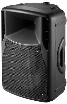 Pulse APS12A 350W Active ABS DJ Disco PA Club Stage Band DJ Speaker