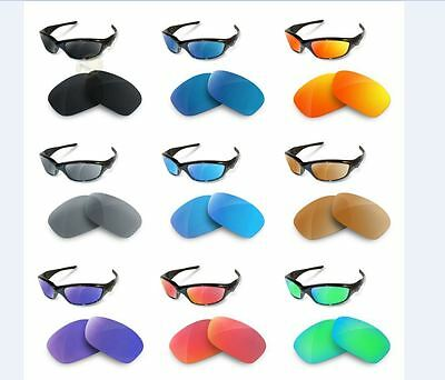 NEWPOLAR Replacement Lenses polarized for oakley straight jacket 2.0  new model