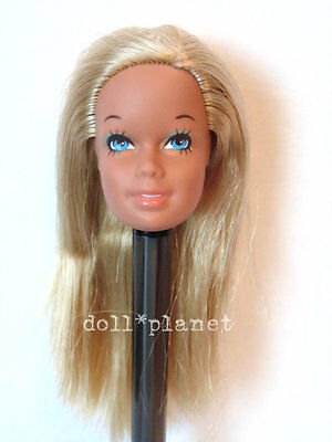 MALIBU BARBIE Repro Reproduction - Head only - replacement part OOAK project