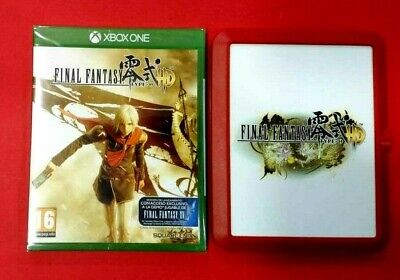 Final Fantasy Type-0 HD - XBOX  ONE - NUEVO