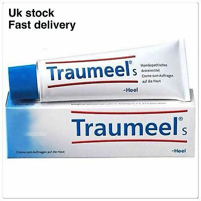 TRAUMEEL S- Anti-Inflammatory Muscle Joint Pain Relief -Homeopathic Ointment-50g