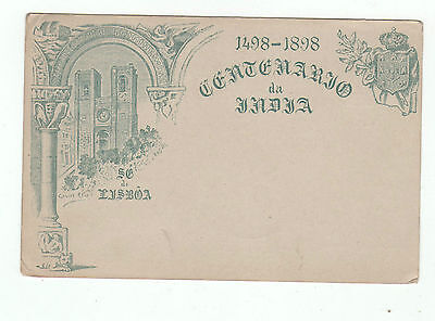 MACAO STATIONERY  POST CARD Ganzsache entier mint / Asia