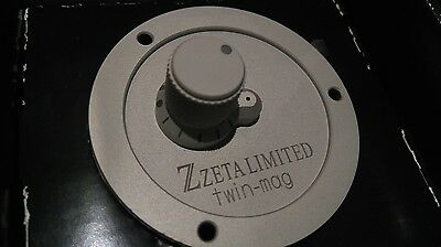 Zzeta tuning side plates set LIMITED EDITION - to fit in Abu Garcia reels