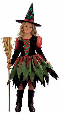 Fairy Witch Childs Halloween Fancy Dress Outfit L 146cms. Sale!!