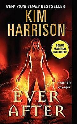 Kim Harrison , Hollows 11. Ever After ,  9780061957925