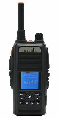 Tesunho TH388 3G True PTT Display GPS Network Walkie Talkie Radio