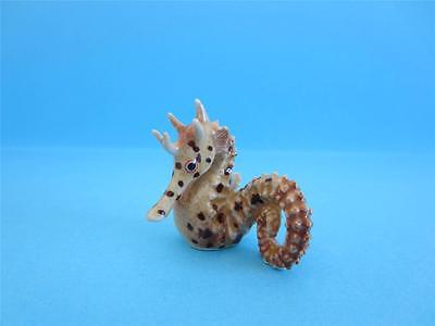 "NEW LITTLE CRITTERZ MARINE ""DANCER'' BIG BELLY SEAHORSE FIGURINE W/BOX *Mint*"