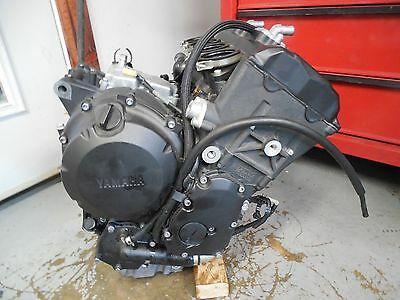 09 10 11 12 13 14 YAMAHA FZ6R Running & Tested Engine Motor VIDEO 8312 MILES
