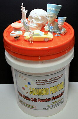 30lbs of ER-116 Printing powder compatible for Z-corp and Projet printers