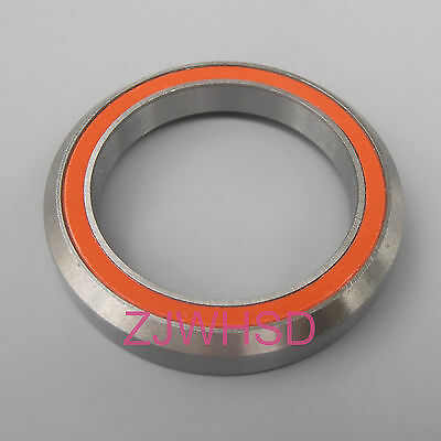 "30.15x41.8x7mm 45°x45° 2RS Taper ACB Angular Contact Bearing for 1-1/8"" Headset"