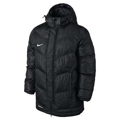 Nike Team Winter Coaches Jacket- Black- 100% Official Nike Product