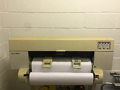 HP Designjet 450 C Wide Format Plotter