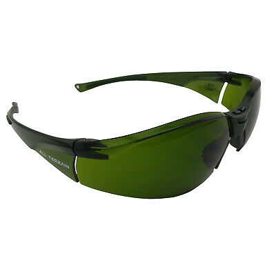 Safety Glasses - All Terrain - Shade 3  - Welding glasses Goggles- Oxy 107W3
