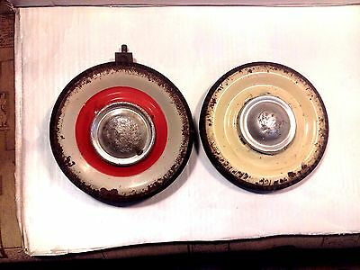 vintage 2 wheels for pedal car MOSKVICH-USSR
