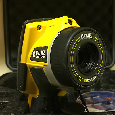 Flir Bcam SD 120x120 Thermal Camera w/ Accesories