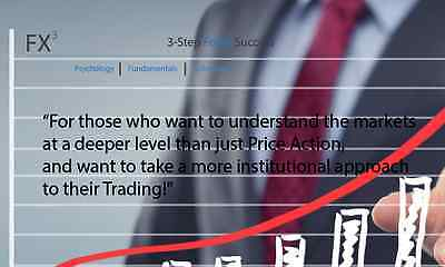 FX3 (3 Step Forex Success) Trading Course from BenNathanFX rrp. $249