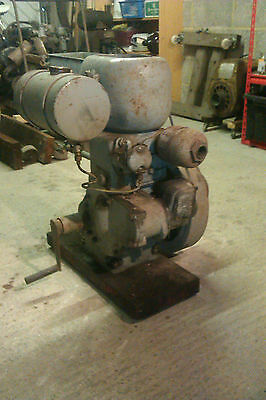 Wolseley WD Stationary Engine Whitworth BSW Nuts x10 Many Applications Brand New