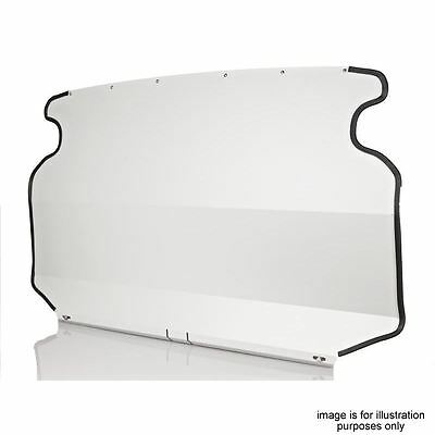 Citroen Berlingo Bulkhead 2008 On Solid Van Guard Bulkhead