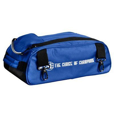 Bowling Tasche Vise Grip 2-Ball tote Add-on blau