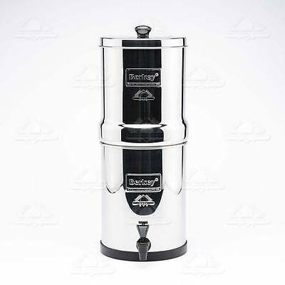 Imperial Berkey Water Filter -  SMALL DENT IN SYSTEM - REDUCED PRICE