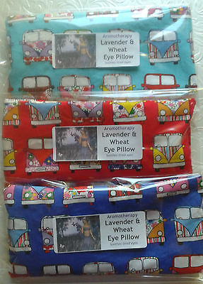 Yoga Eye Pillow Aromotherapy relaxation Camper Van Christmas Stocking Filler