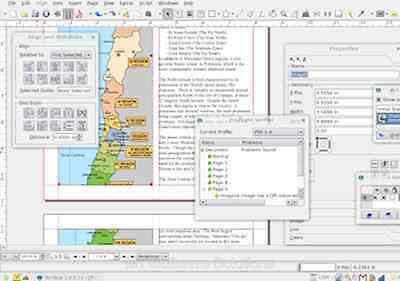 New Desktop Publisher Publishing Software Cd For Microsoft Windows Systems
