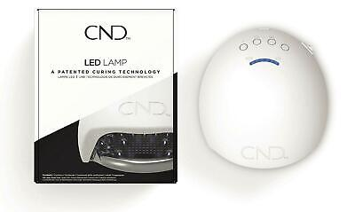 CND Shellac & Brisa LED Lamp/LAMPARA  - 3C Technology 220V - 240V Euro